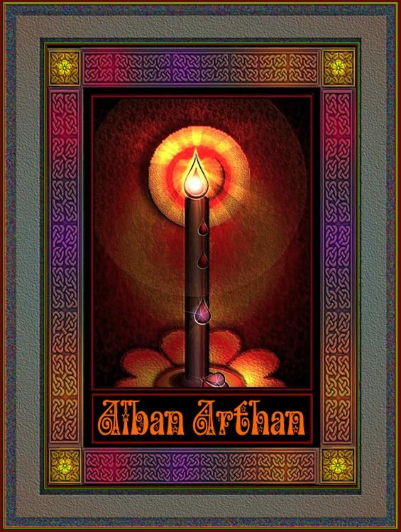 ALBAN ARTHAN WINTER SOLSTICE
