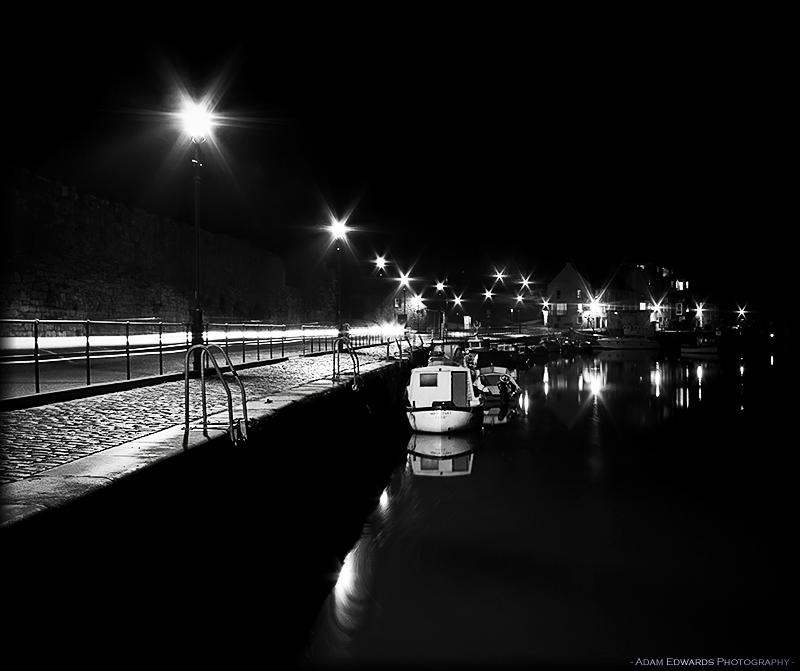 After Hours VI: Harbour