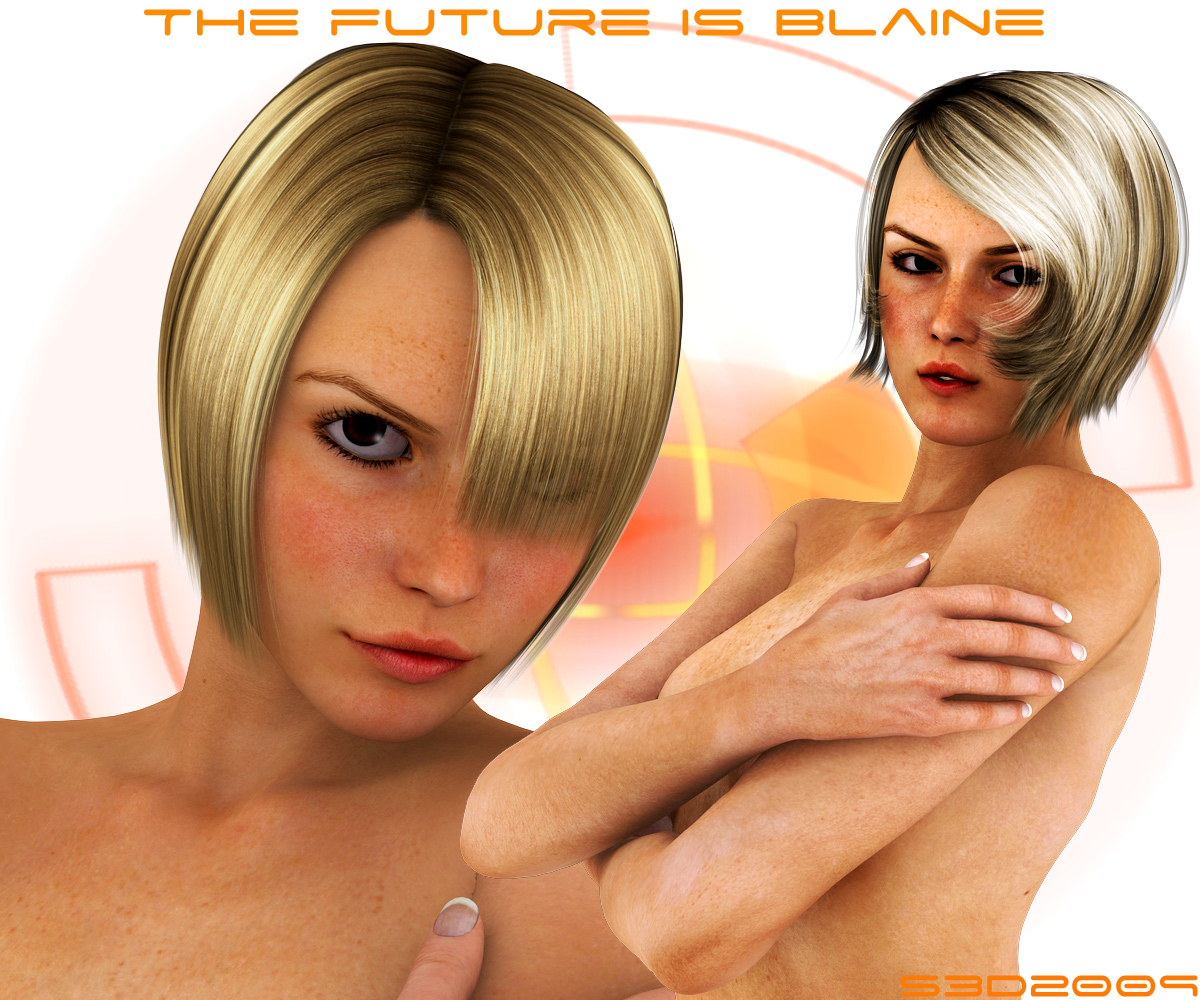 The Future is Blaine - New Morph