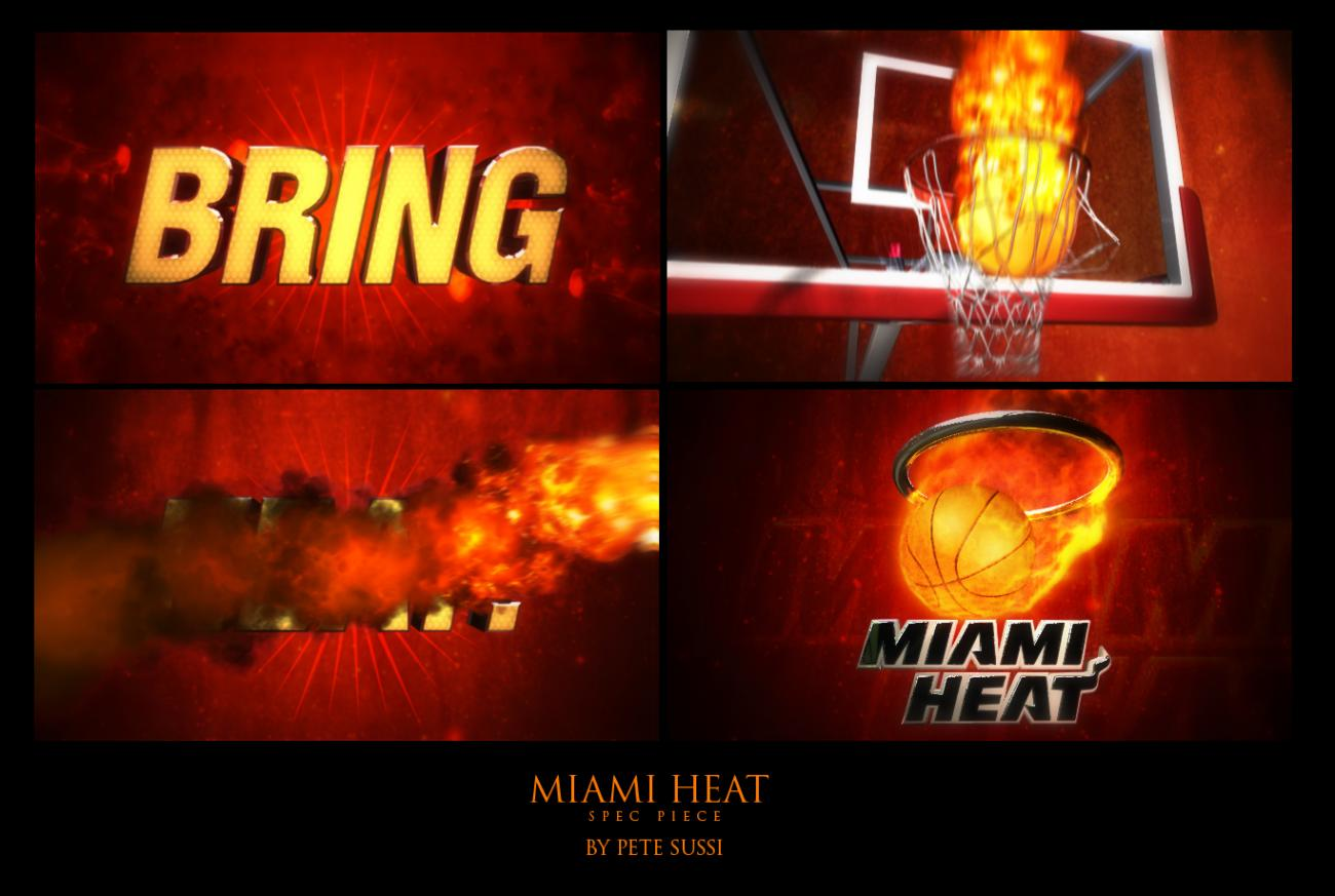 Miami Heat Intro-Spec