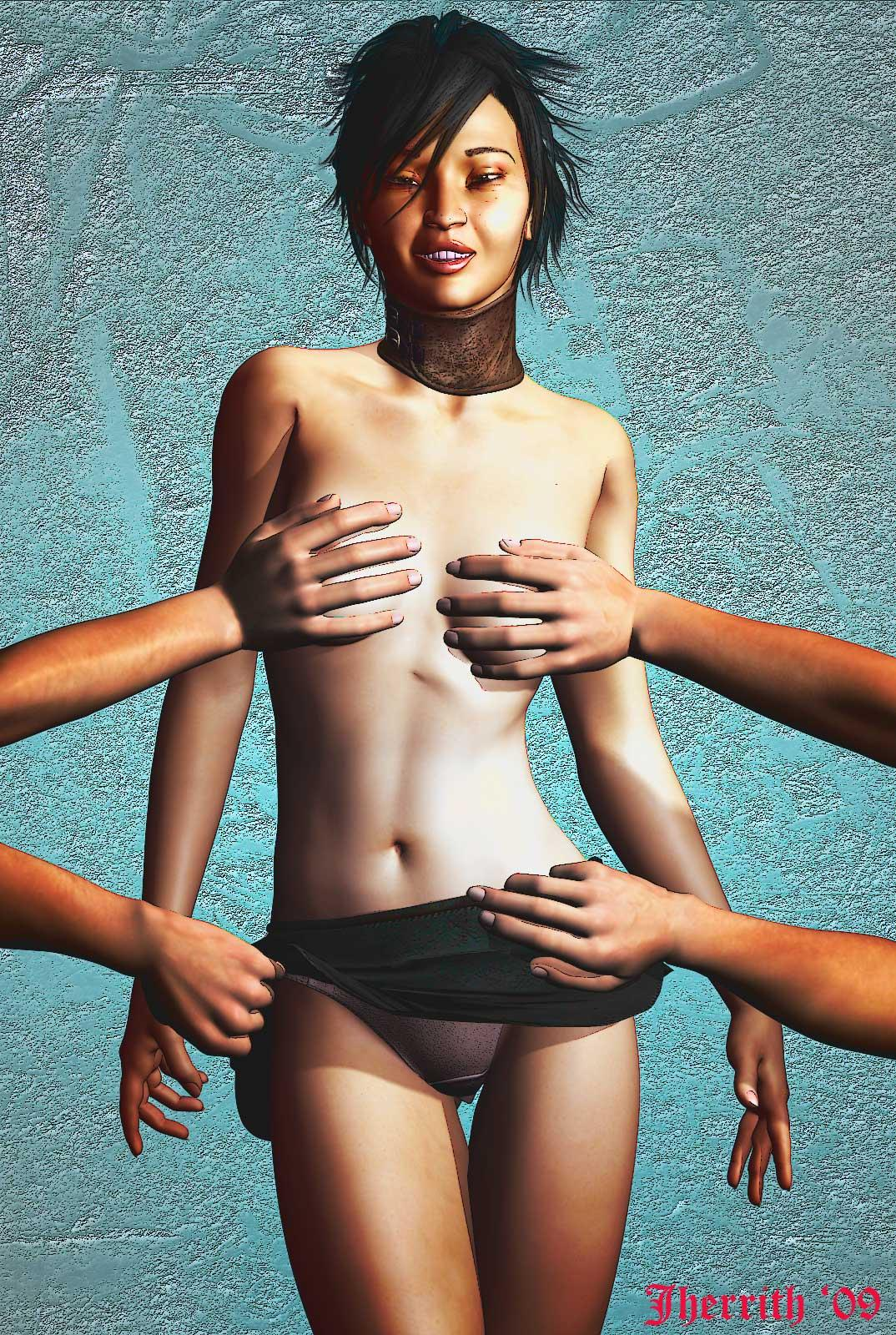 Touch Me (implied nudity)