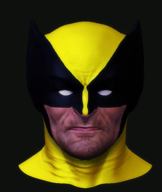 First Photo Texture Attempt by Teyon ZBrush Comics/Cartoons
