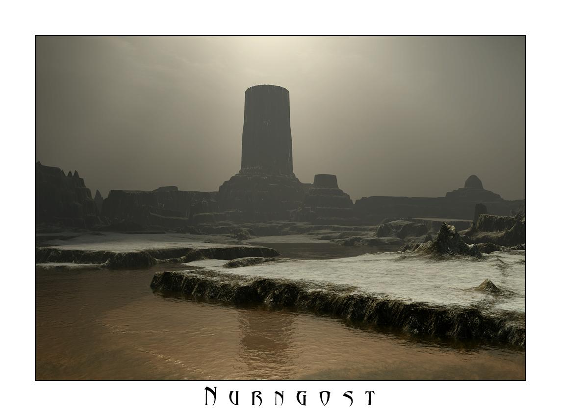 Nurngost - the last outpost