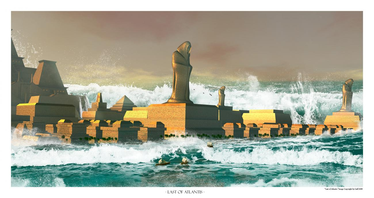 Last of Atlantis