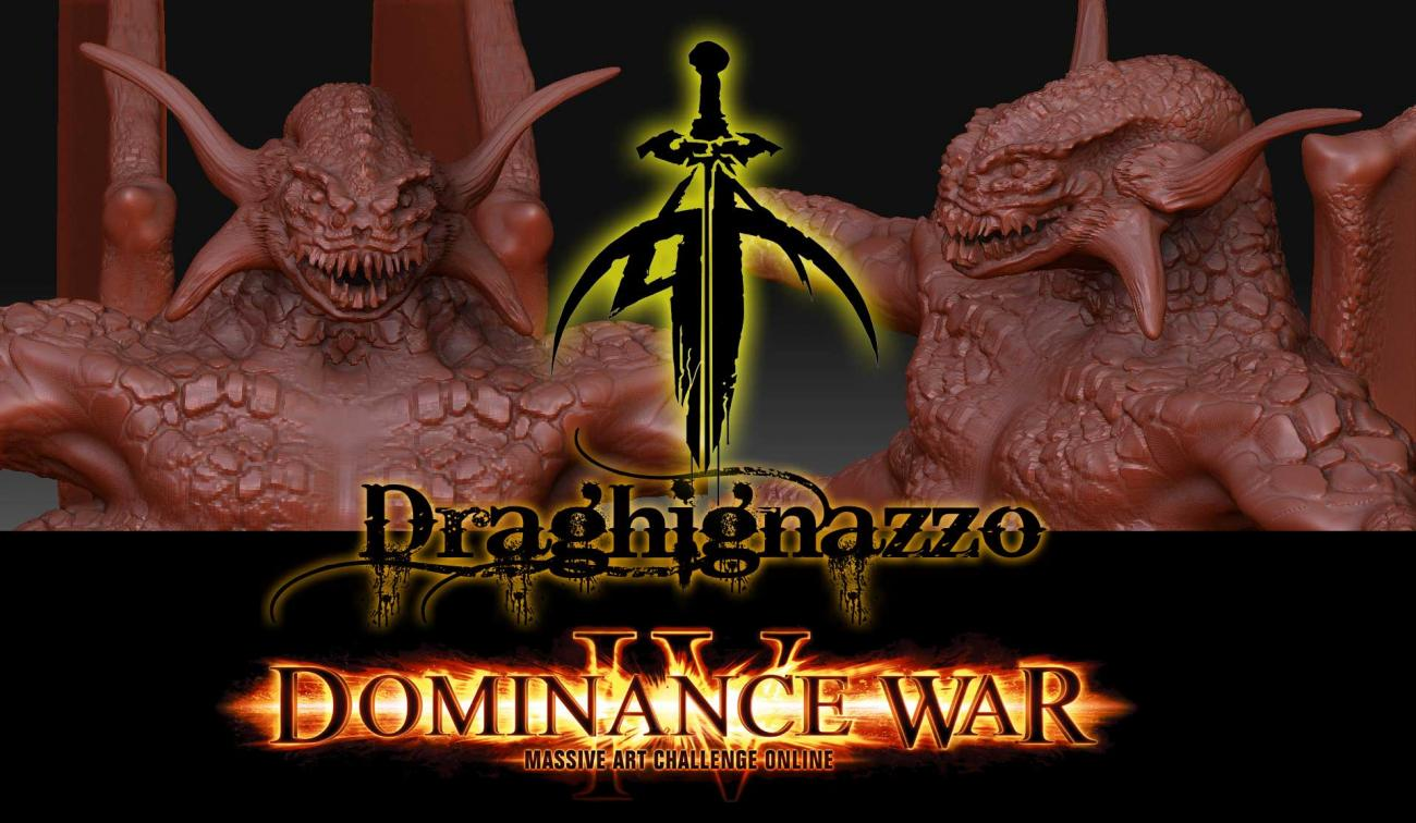 Draghignazzo by Mestophales
