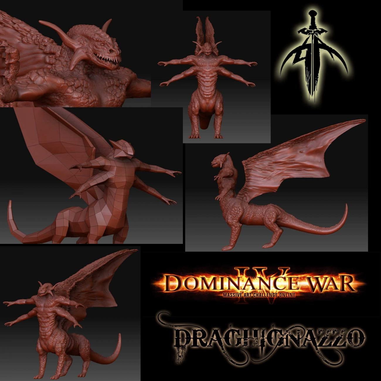Draghignazzo Update by Mestophales