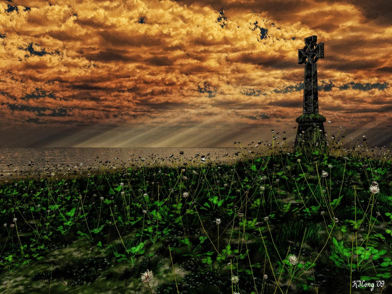 The Lonely Cross