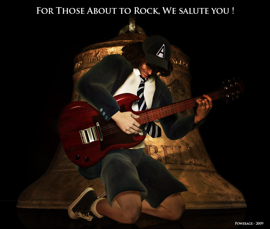 For Those About to Rock, We salute you ! by powerage