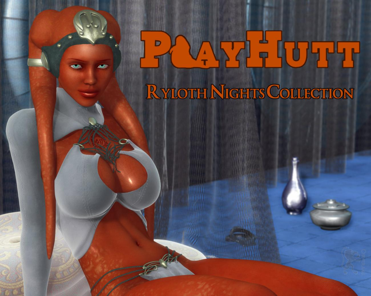 Playhutt: Ryloth Nights Collection [Star Wars]