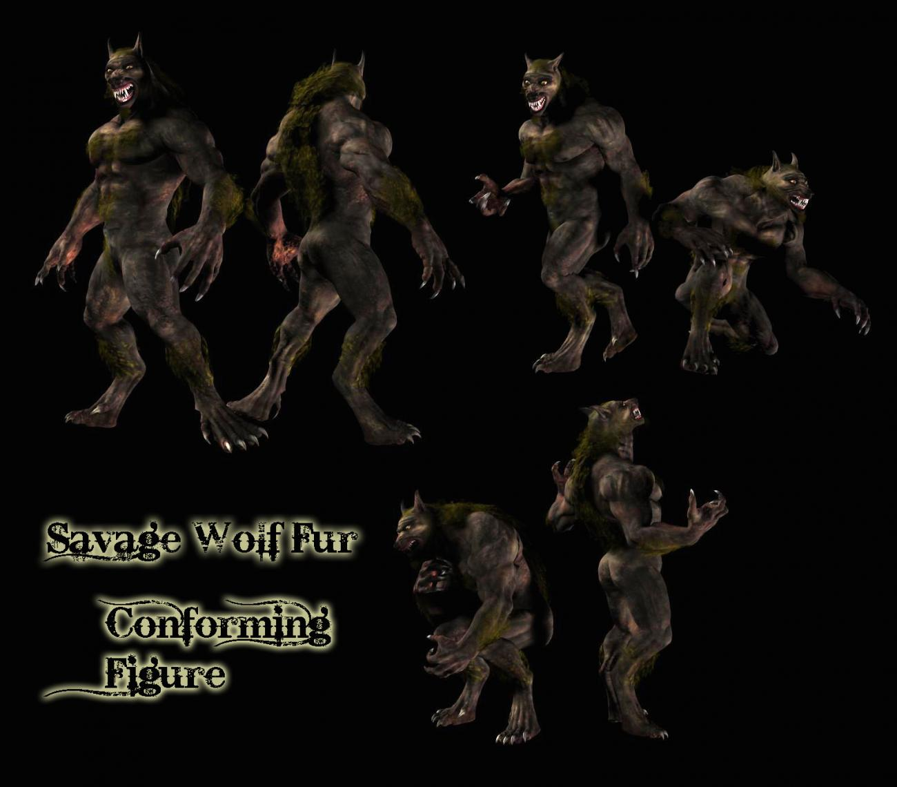 Savage Wolf for the Manitou.....Coming Soon by Mestophales