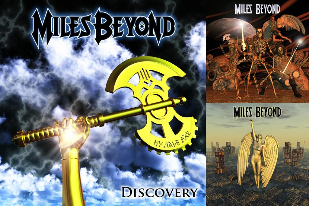 Discovery EP Cover Artwork