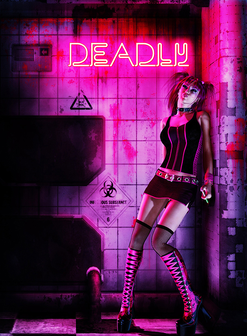 Deadly (for Propschick)