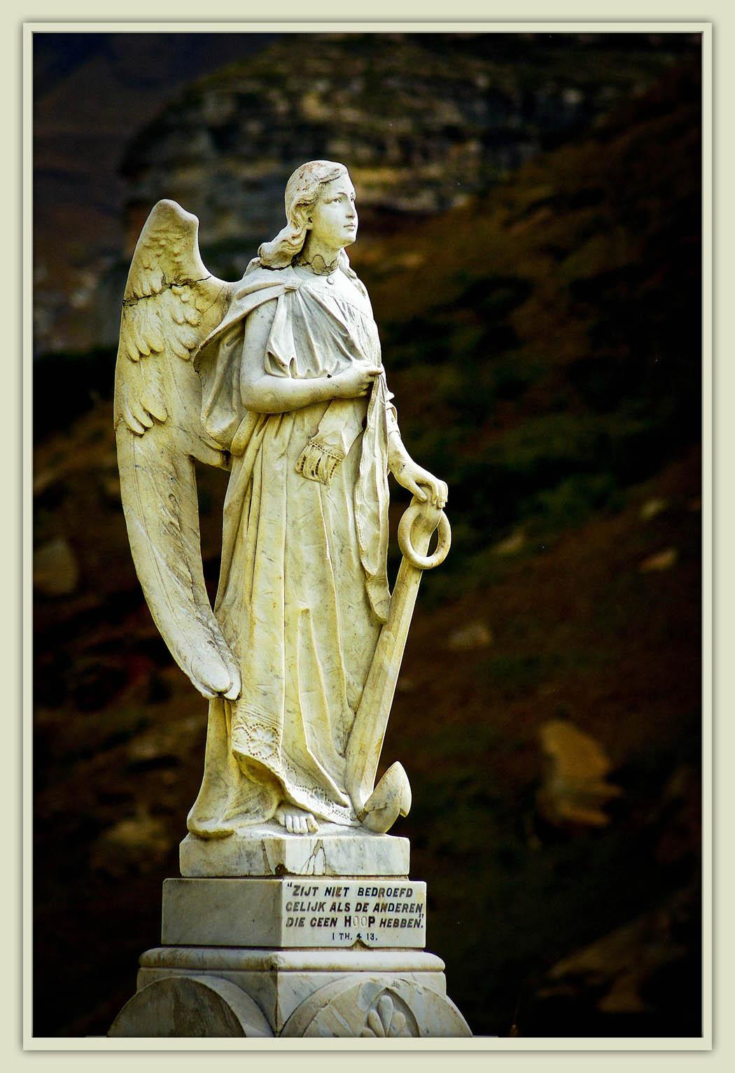 Angel of the Mountains