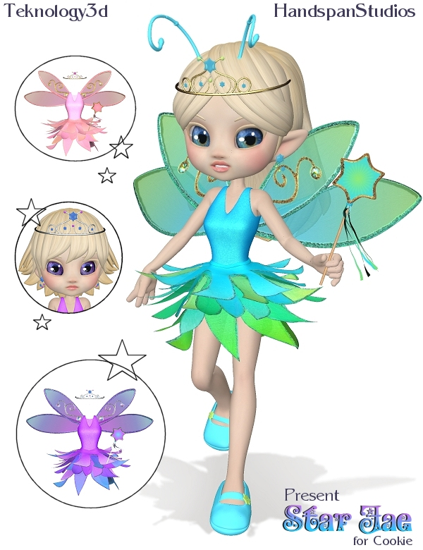 Star Fae for Cookie