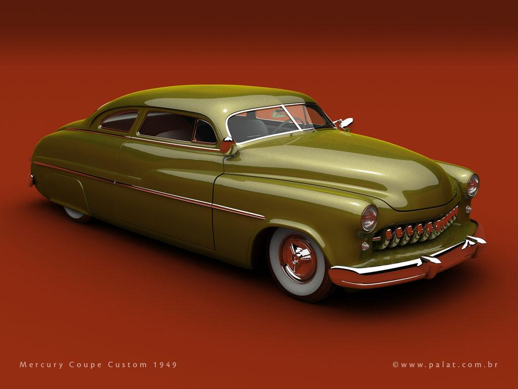 1949 Custom Mercury