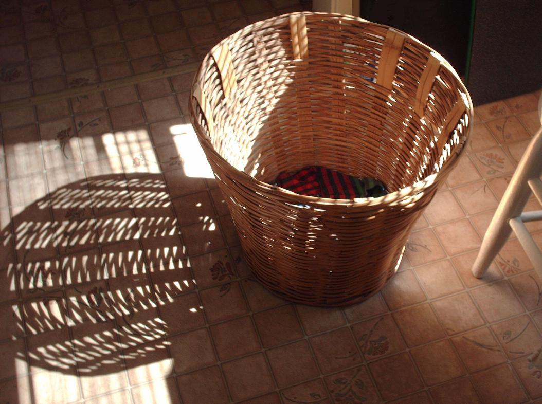 My Old Wicker Basket