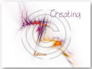 Creating by mansco