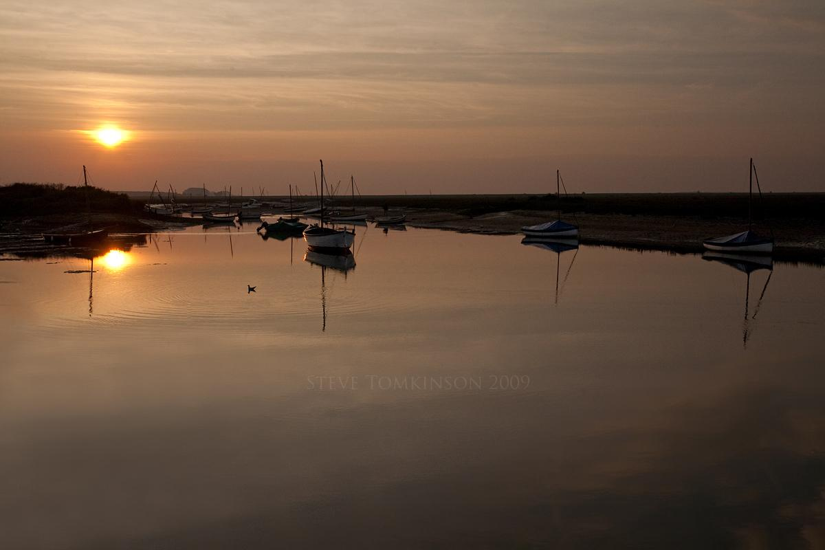 Burnham Overy Staithe by tommorules