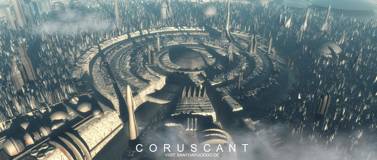 CORUSCANT CITY