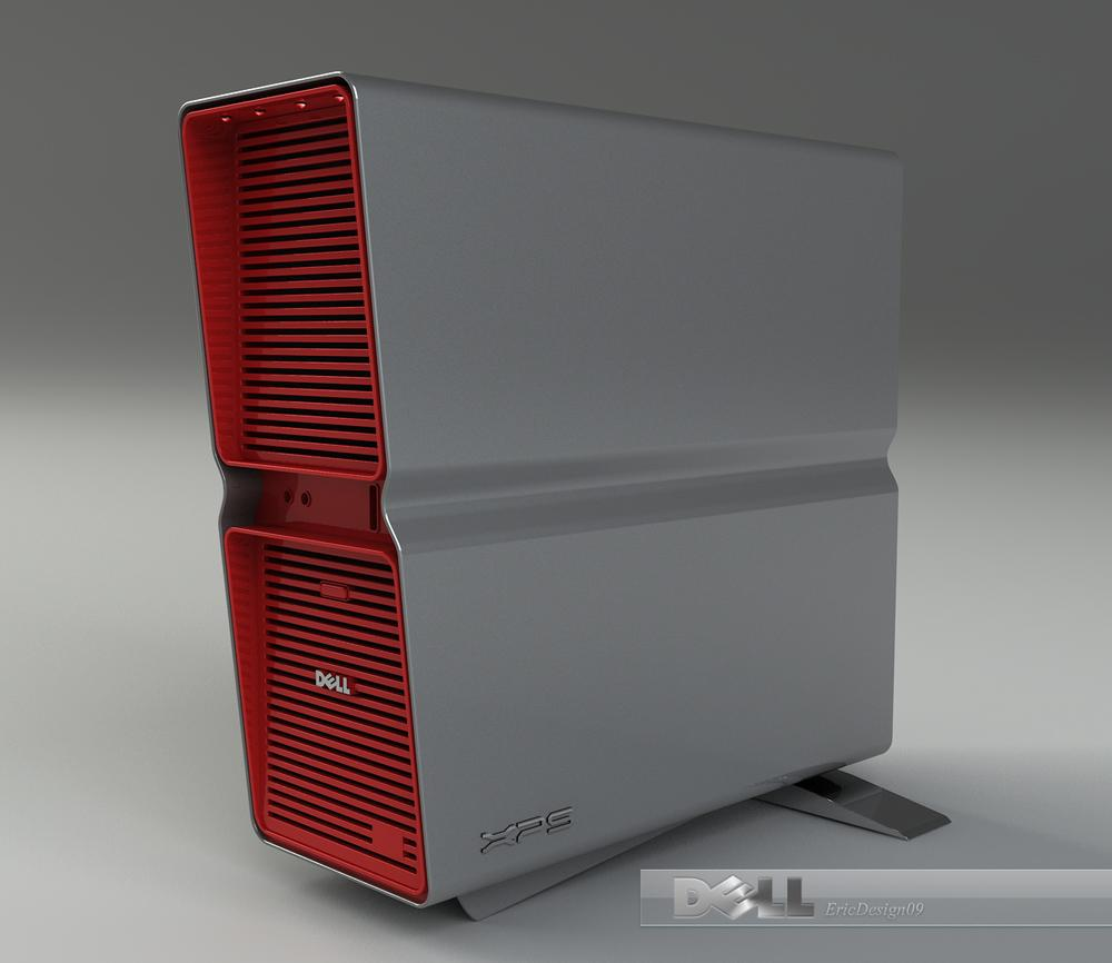 dell XPS case