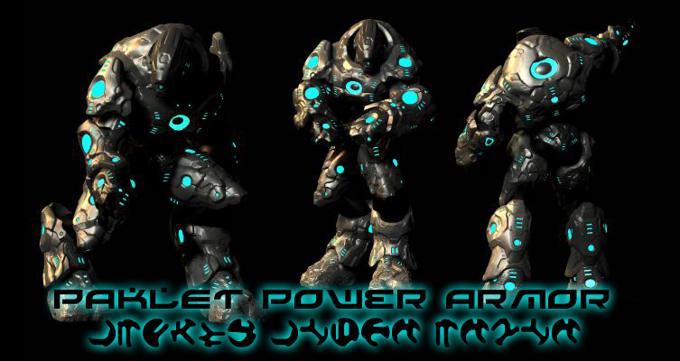 Paklet Power Armor