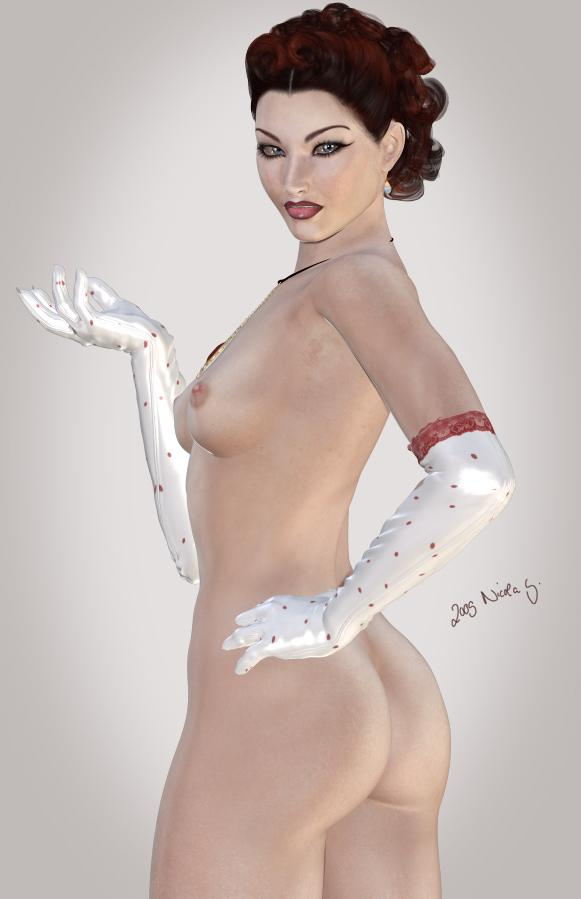Whisper Pin-up