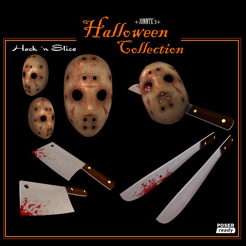 Halloween Collection -  Hack n Slice