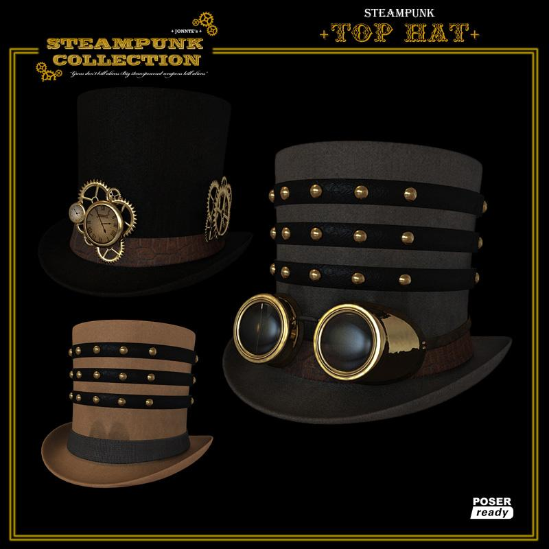 SteamPunk - TopHat