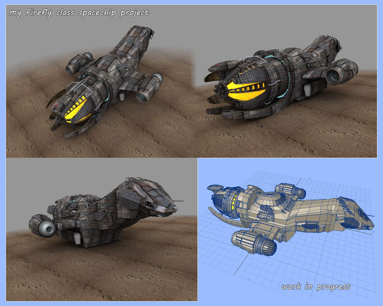 Firefly - work in progress *update#4*