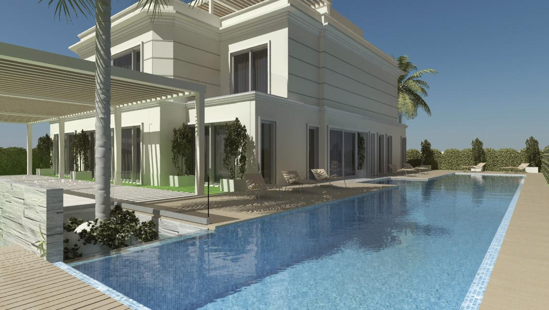 Villa at El-Shiekh Zayed City-Cairo