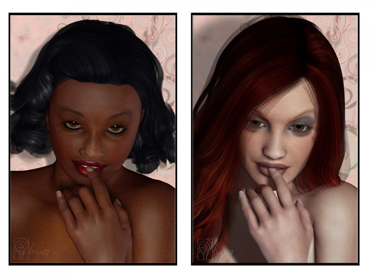 Bedroom eyes 2- expressions2
