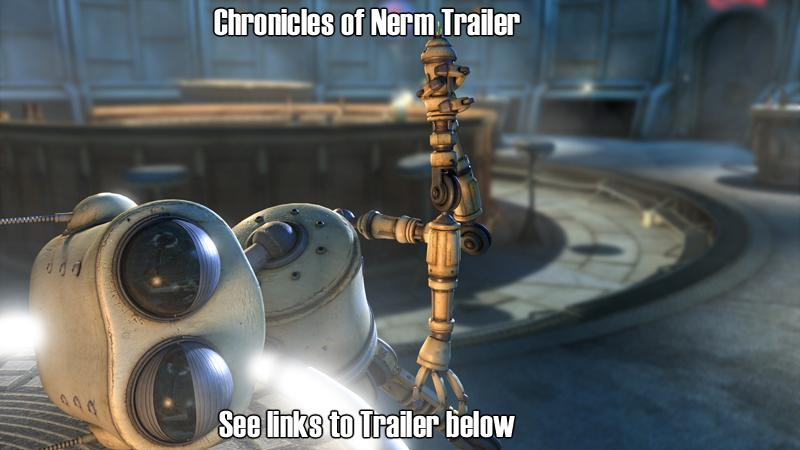 The Chronicles of Nerm Trailer