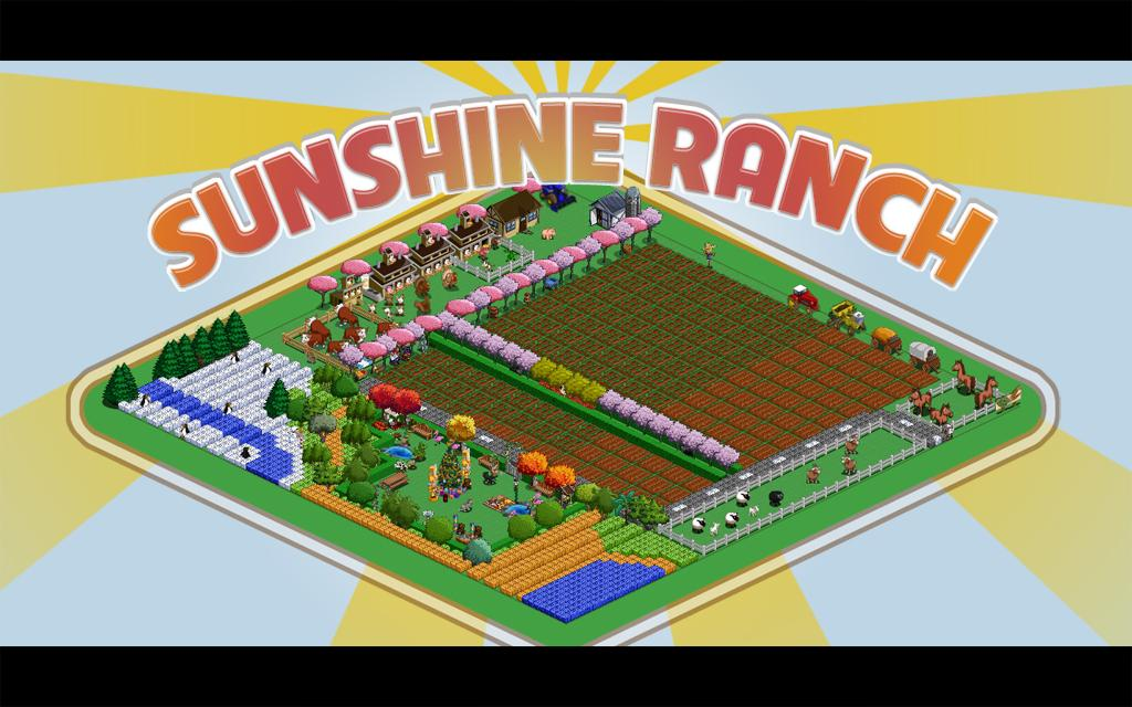 My Farmville Ranch
