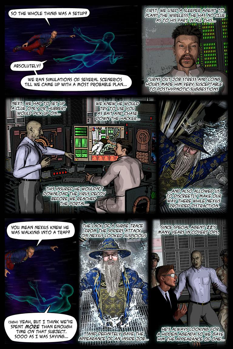 Digital Man Page Twentyfive