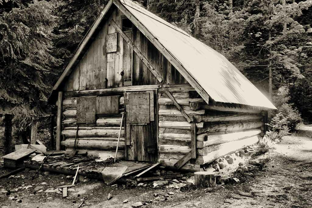 Another Abandoned Cabin