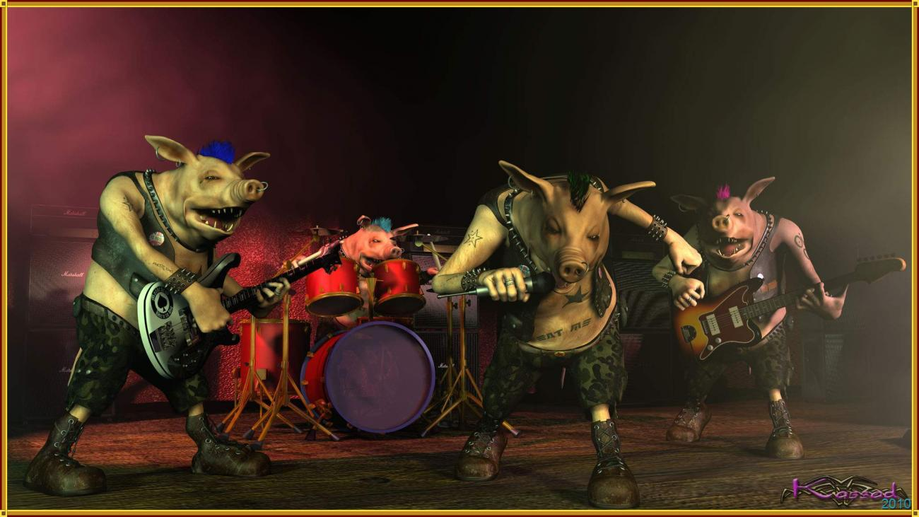 Band of PigZ