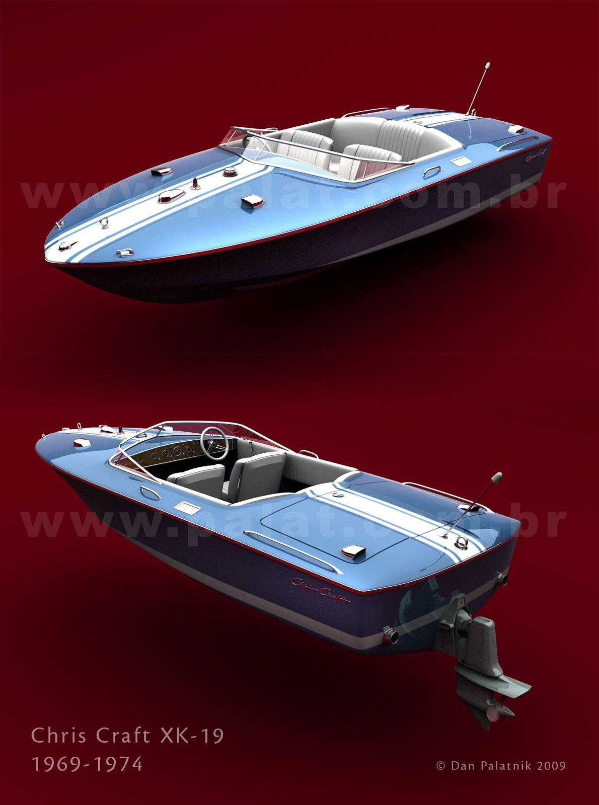 Chris Craft XK-19