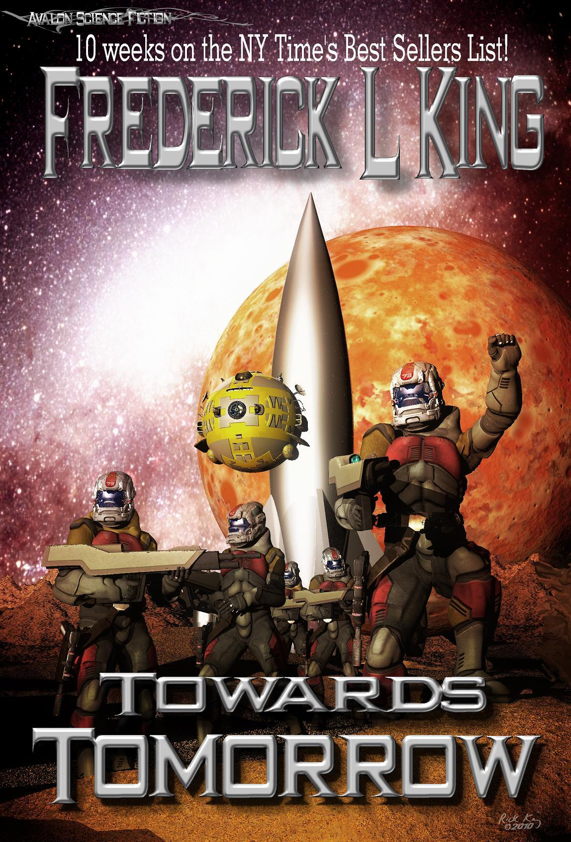 Towards Tomorrow (book cover)