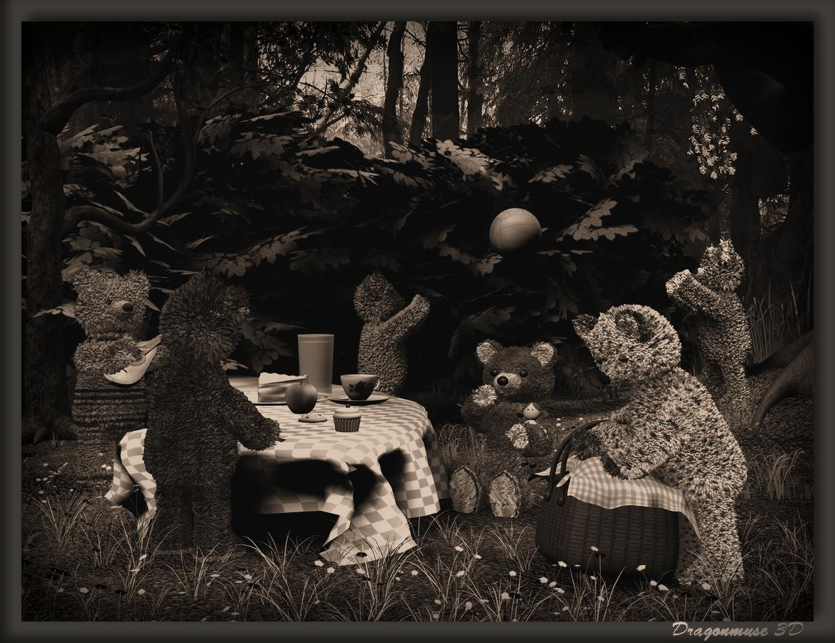 Teddybear Picnic (In Memory of Koosie)