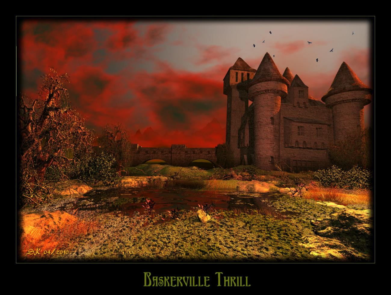 Baskerville Thrill