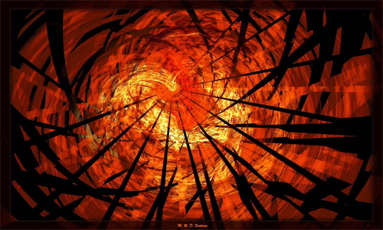 Well of fire