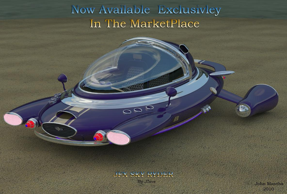!!Now Available the JFX Sky Ryder!!