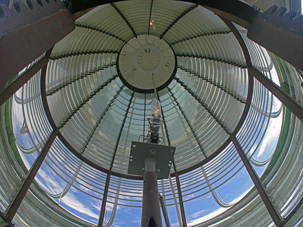 Tybee Lighthouse Lens