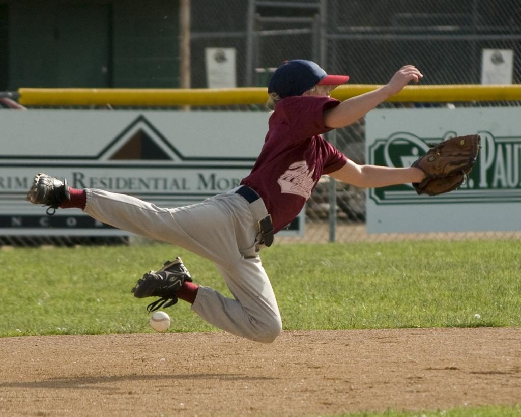 Big League Effort, Little League Result