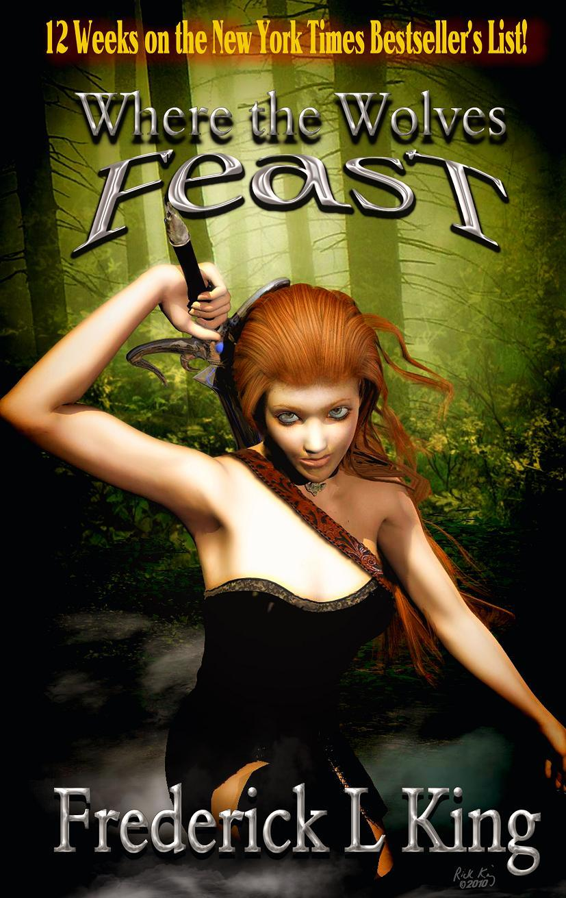 Where the Wolves Feast (Book Cover)