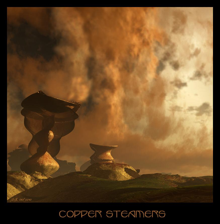 Copper Steamers