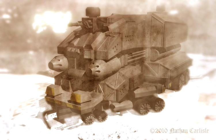 aRMORED tRANSPORT II