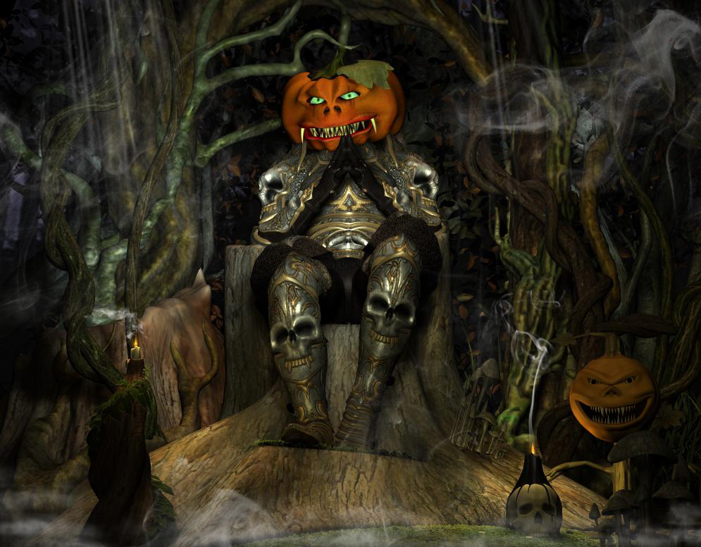 The Pumkin King