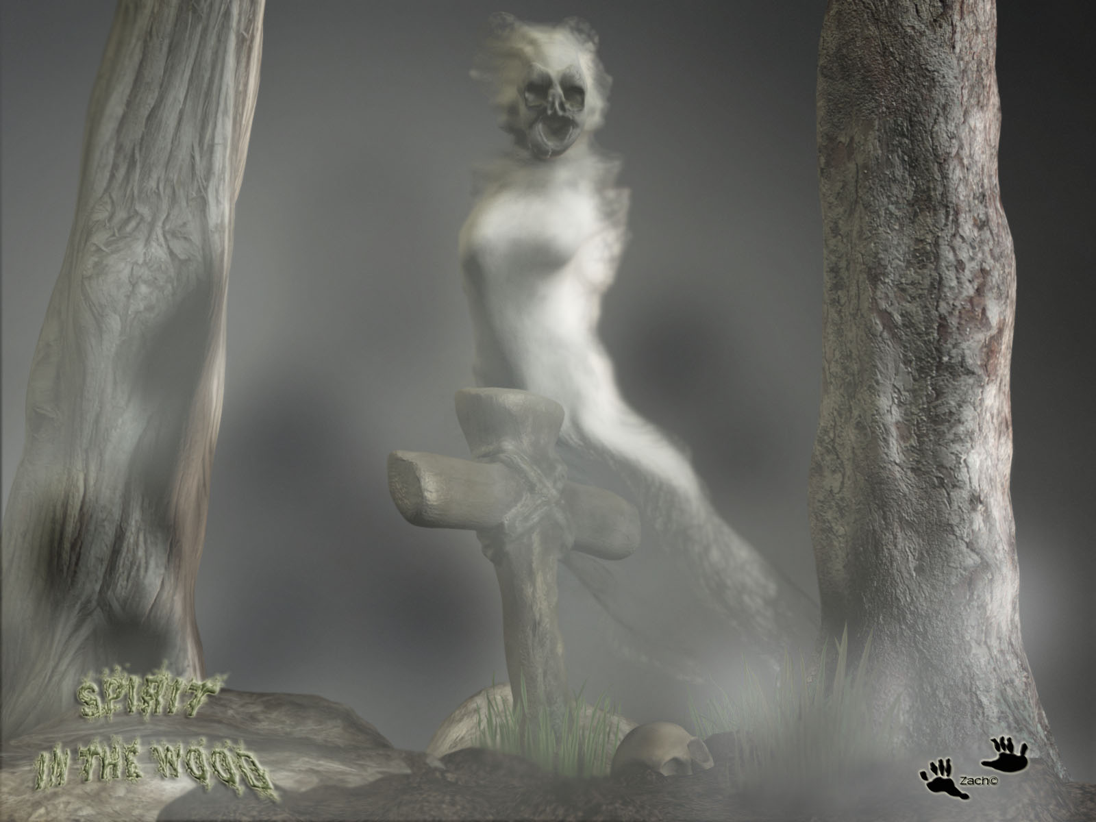 Spirit in the wood