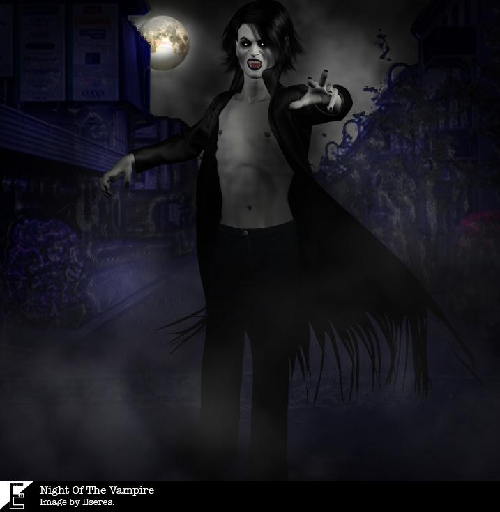 Night Of The Vampire by Eseres